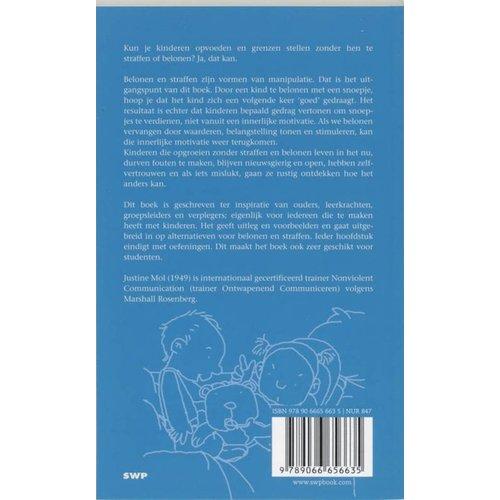 SWP boeken boeken voor professionals Opgroeien in Vertrouwen - opvoeden zonder straffen en belonen