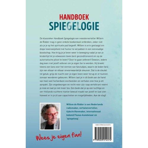 Uitgeverij Ank Hermes kinderboeken Handboek Spiegelogie - wees je eigen fan