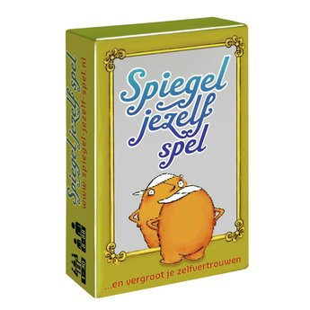 Dubbelzes educatieve spellen Spiegel jezelf spel - vergroot je zelfvertrouwen