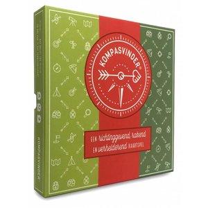 Uitgeverij Koppenhol B.V. Uitgeverij Koppenhol Kompasvinder kaartspel