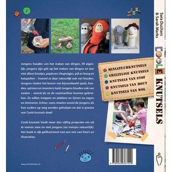 Christofoor kinderboeken Coole Knutsels voor stoere jongens (en meisjes)