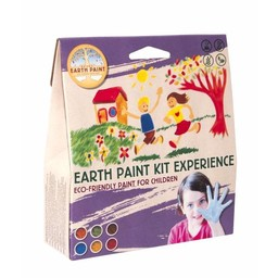 Natural Earth Paint natuurlijke kinderverf en kunstverf Natural Earth Paint Kinderverf set Experience