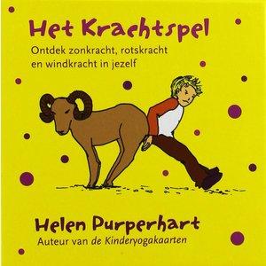 Uitgeverij Ank Hermes kinderboeken Het krachtspel voor kinderen - Helen Purperhart