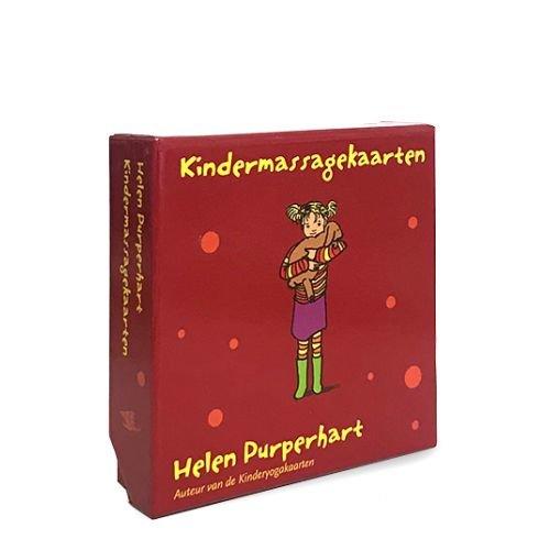 Uitgeverij Ank Hermes kinderboeken Kindermassagekaarten - Helen Purperhart