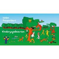 Kinderyogakaarten - Helen Purperhart