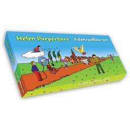 Uitgeverij Ank Hermes kinderboeken Ademspelkaarten - Helen Purperhart
