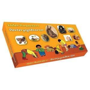 Uitgeverij Ank Hermes kinderboeken Peuteryogakaarten-Helen Purperhart