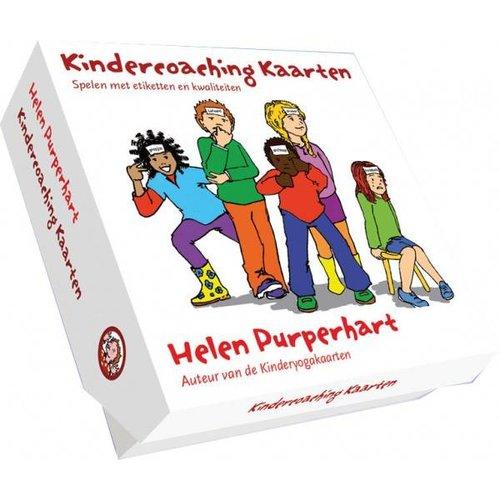 Uitgeverij Ank Hermes kinderboeken Coachingkaarten voor kinderen van Helen Purperhart