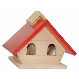 Kids at work kindergereedschap Vogelvoerhuisje bouwpakket