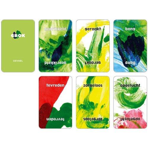 GROK kaartspel geweldloze communicatie