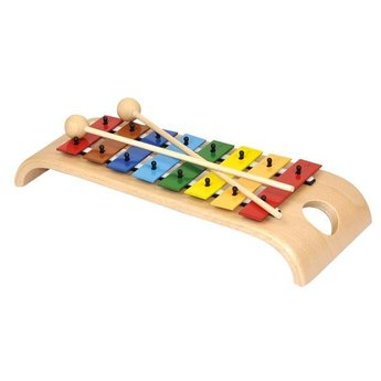 Voggenreiter kindermuziekinstrumenten Wondermooi klokkenspel - xylofoon