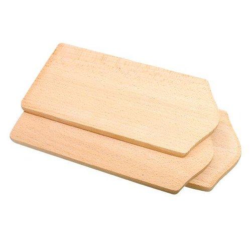 Pebaro knutselgereedschap Pebaro Broodplankjes voor brandschilderen