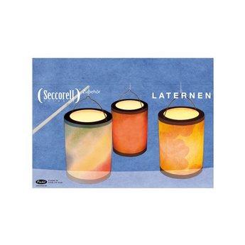 Seccorell tekenmateriaal DIY Seccorell tafellantaarn kleurblok  15.3