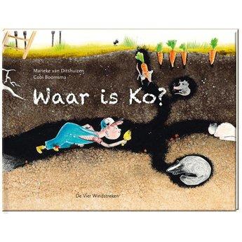 De Vier Windstreken kinderboeken Prentenboek Waar is Ko?
