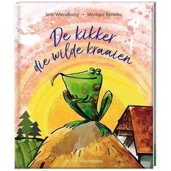 De Vier Windstreken kinderboeken De kikker die wilde kraaien - over opscheppen