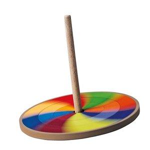 Grimms houten speelgoed Grimms Handtol Goethe puzzel