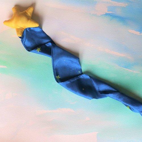 Sarah's Silk speelzijde Sarah's Silks Skytail staartster