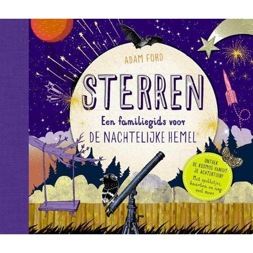 Christofoor kinderboeken Uitgeverij Christofoor Sterren familiegids