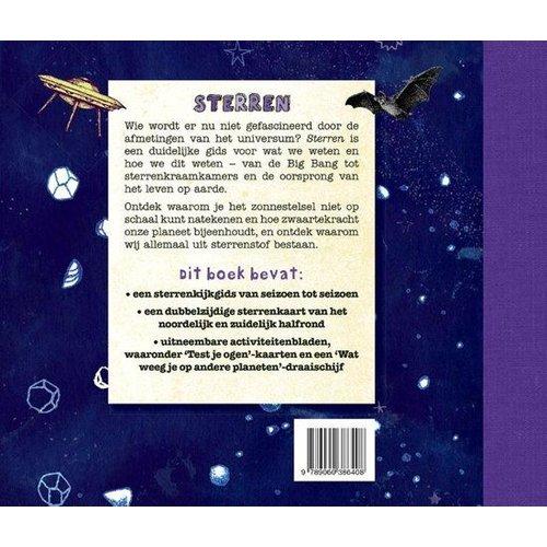 Christofoor kinderboeken Sterren, een familiegids voor de nachtelijke hemel