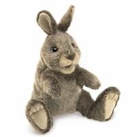 Folkmanis handpop konijn