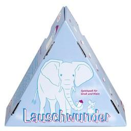 Karl-Schubert-Gemeinschaft - houten spellen Hoor memory 'luisterwonder'