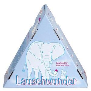 Karl-Schubert-Gemeinschaft - houten spellen Luisterwonder hoormemory