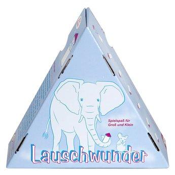 Karl-Schubert-Gemeinschaft - houten spellen Lauschwunder hoormemory