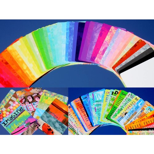 Speelsekunst creativiteit en kunst Brainstormkaarten, de origineelste ideeën bedenk je zelf!