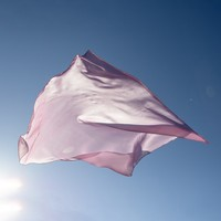 Sarah's silks speelzijde roze