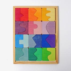 Grimms houten speelgoed Grimms Convex zoekt Concave