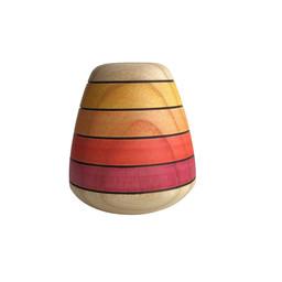 Mader houten tollen Caleidoscoop van hout