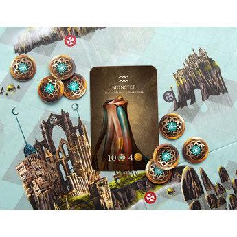 Marbushka fairtrade spellen Carta Magica competitief avonturenspel
