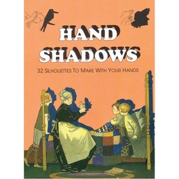 Divers Handshadows- schaduwspel