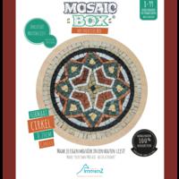 Mosaicbox - mozaiek Mandala 3
