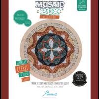 Mosaicbox - mozaiek Mandala 8