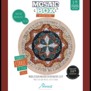 Neptune Mosaic Mosaikit en Mosaicbox Mosaicbox - mozaiek Mandala 8