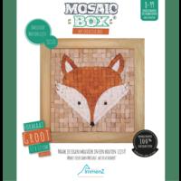 Mosaicbox - Mozaiek met lijst Vos