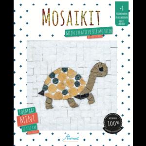 Neptune Mosaic Mosaikit en Mosaicbox Mosaikit - Mozaiek Schildpad