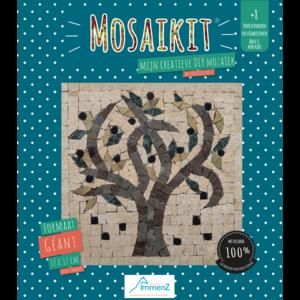 Neptune Mosaic Mosaikit en Mosaicbox Mosaikit - Mozaiek olijfboom