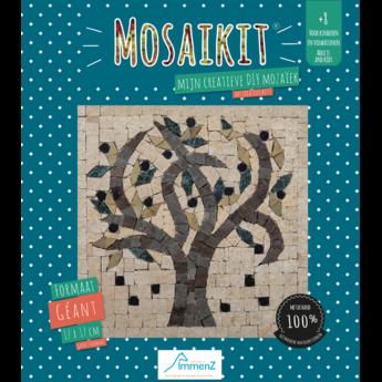 Mosaikit Mosaikit Mozaiek olijfboom 17 cm
