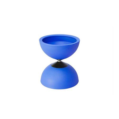 Circus Jojo jongleerspeelgoed Diabolo Spinner blauw