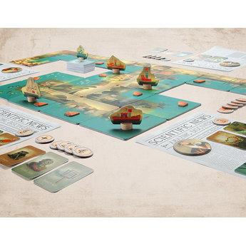 Marbushka fairtrade spellen Marbushka River - De Rivier