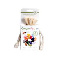 Crayon Rocks - 16 ecologische waskrijtjes