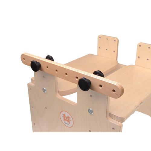 RobHoc flexibele schoolmeubels ROD-10-SET verbindingsstuk voor kruk