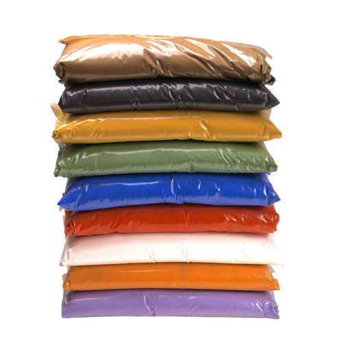 Natural Earth Paint natuurlijke kinderverf en kunstverf Bulk verpakking voor 4 liter ecologische verf oranje