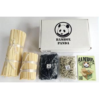 BAMBOX bamboe bouwen Bambox Panda