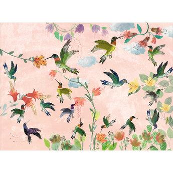 Lemniscaat Het vrolijke vogelboek - Yuval Zommer