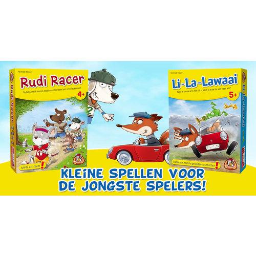 White Goblin Games spellen White Goblin Games Rudi Racer samenwerkingsspel