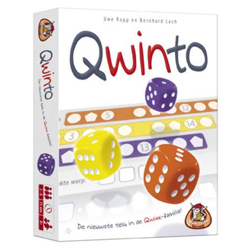 White Goblin Games spellen White Goblin Games Qwinto dobbelspel