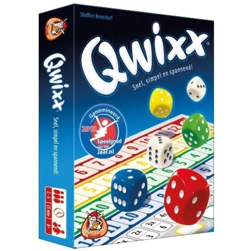 White Goblin Games spellen White Goblin Games Qwixx dobbelspel